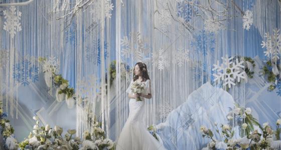 初雪-婚礼策划图片