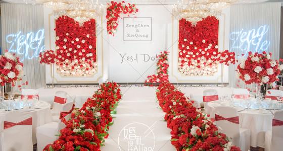 《yes,Ido!》-婚礼策划图片