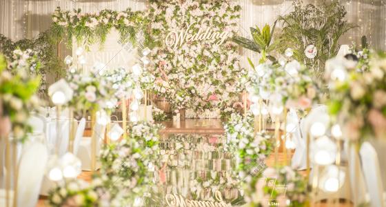 《火烈鸟的浪漫主义》-婚礼策划图片