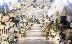 骊湾酒店-《梦见花开的地方》婚礼图片