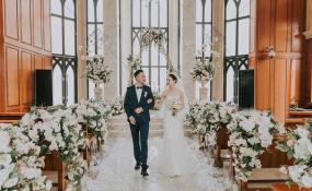 胶片色调-婚礼图片