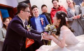 巴南区龙洲湾 典雅戴斯-婚礼图片