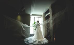 成都市彭州牡丹云锦-婚礼图片