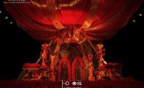 南昌嘉莱特精典国际酒店-爱之汹涌婚礼图片