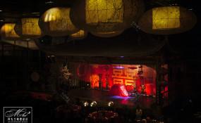新会展顺兴老茶馆-《一抹红彩》婚礼图片