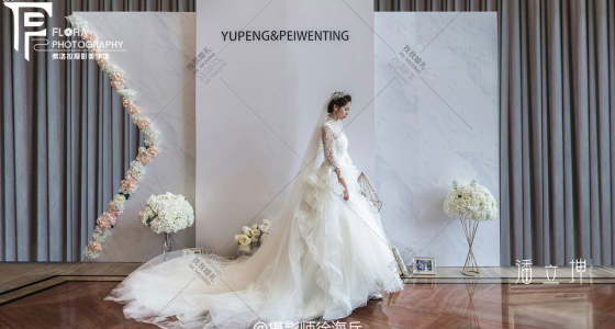 45度灰-婚礼策划图片