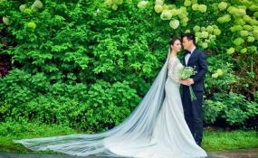 婚纱摄影照 案例图片