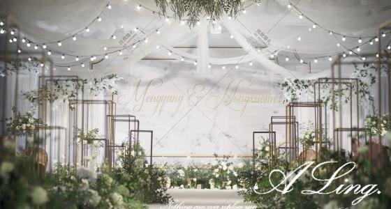 麋鹿森林-婚礼策划图片