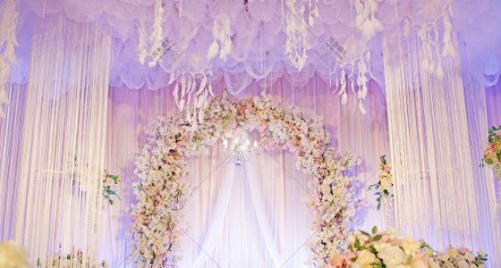 西园酒店-婚礼策划图片