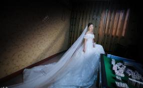 四川省成都市新都区五福园-小花园婚礼图片