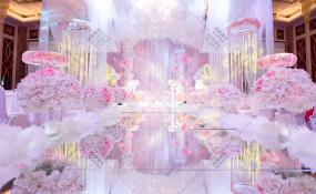 二郎巴菲嘉宴3楼3号厅-轻语婚礼图片