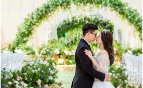 青川篮球场-婚礼图片