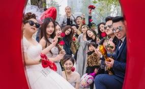 渝北区喜宴天下-婚礼图片