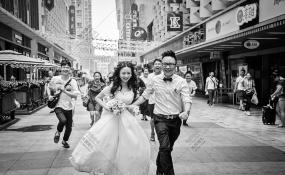 金牛万达红杏酒楼-婚礼图片