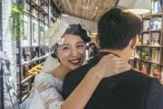 -婚礼化妆图片