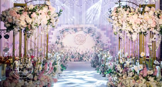 《一路走来有你相伴》-婚礼策划图片