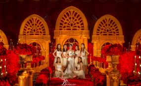 华宇温德姆-红韵婚礼图片