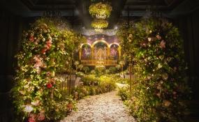 环球洲际-秘密花园婚礼图片