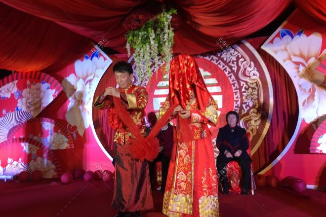 新东方5楼东泰厅中式婚礼-婚礼策划图片