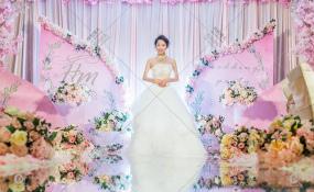清晏酒楼-《花开的翅膀》婚礼图片