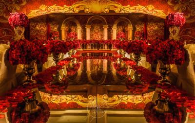 《G旋上的咏叹调》红色婚礼,橙色婚礼,室内婚礼,复古婚礼,西式婚礼,大气婚礼