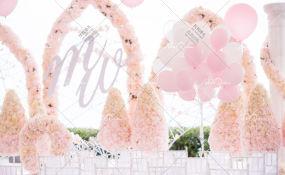 武隆仙女山-陪伴是最长情的告白婚礼图片