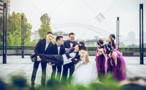 江北区北滨路俏巴渝-婚礼图片