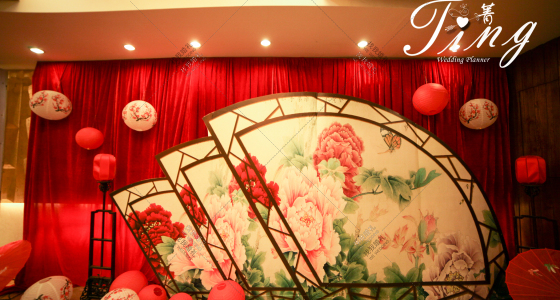 骈行 -婚礼策划图片