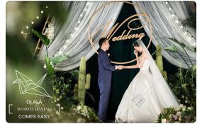 喜来登-我们的小世界婚礼图片