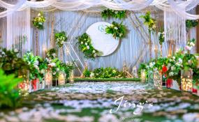 大石坝锦禧大酒店-「 从此以后 」婚礼图片