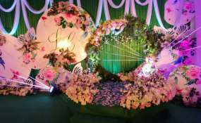 邛崃天官苑-婚礼图片