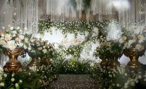 广汉新滨江-会呼吸的森系婚礼图片