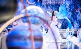 九滨路巴菲家宴八号厅-婚礼跟妆婚礼图片