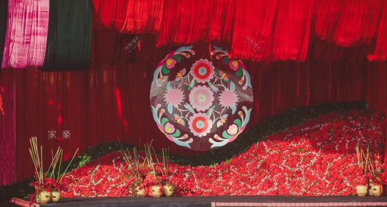 茂县羌族婚礼-婚礼策划图片