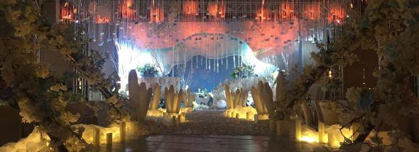 绿地铂丽-婚礼图片