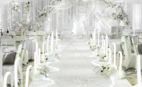 华尔斯-White婚礼图片