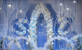 江北俏巴渝-pure blue婚礼图片