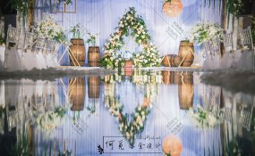 哈曼酒店-TIMELESS婚礼图片