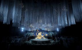 雅居乐豪生酒店-星空下的爱情婚礼图片
