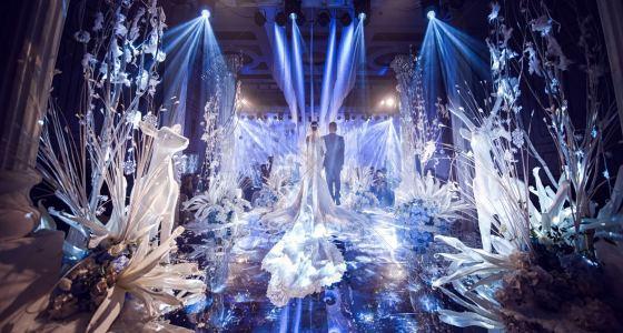《冰雪童话》-婚礼策划图片