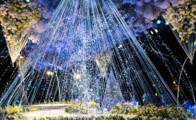 环球洲际教堂广场-云 浮婚礼图片