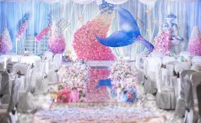 巴南千禧年酒店2楼-人鱼之梦婚礼图片