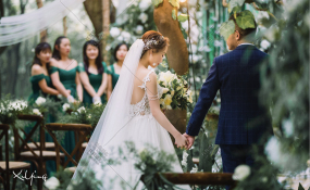 望江宾馆·森林-森之歌婚礼图片