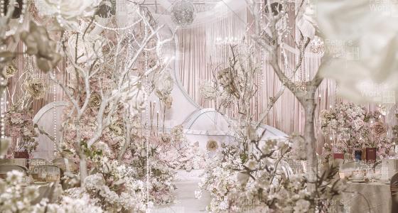 《Pink Style》-婚礼策划图片