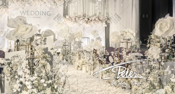 《璀璨》-婚礼策划图片