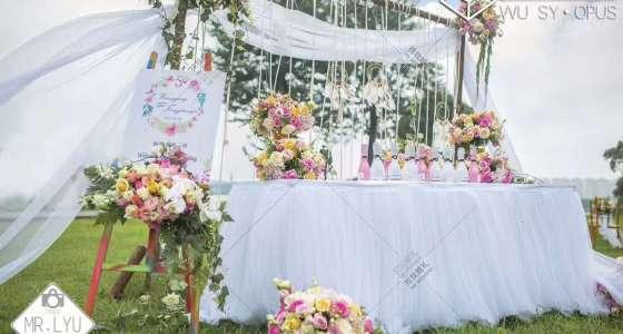 晴雨-婚礼策划图片