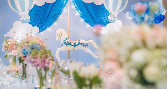 飞屋环游世界的小王子-婚礼策划图片