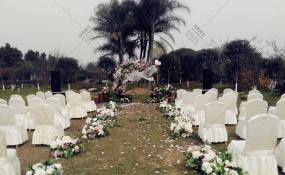 四川省成都市新都区长生生态园-《你最珍贵》婚礼图片