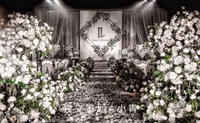 华粹元年-灰调婚礼图片