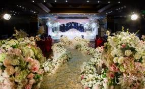 天邑國際酒店-《兩個人的旅行》婚礼图片